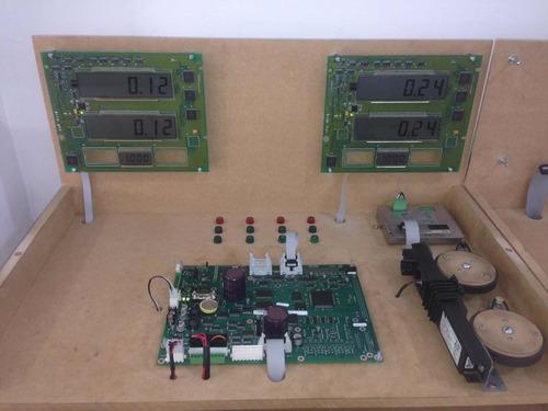 conserto de cpu e display wayne 3g e helix e outras placas