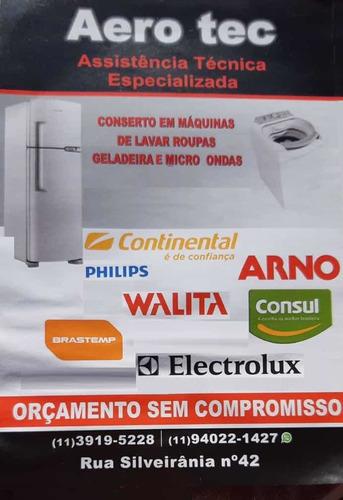 conserto de geladeira e maquinas