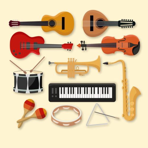 conserto de instrumentos - diversos