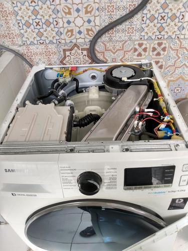 conserto de lavadora de roupas