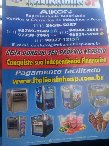 conserto de maquina de sorvete expresso