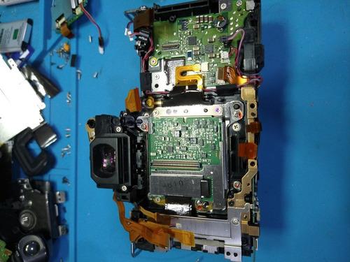 conserto de máquinas fotográficas