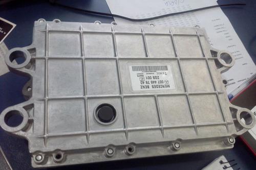 conserto de modulo motor e gabine, scania, volvo,vw, mbb