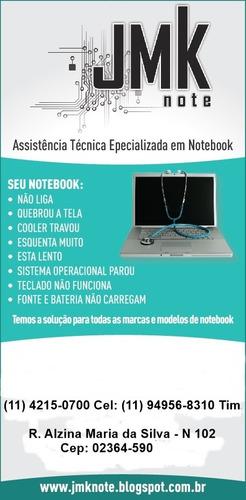 conserto de notebook netbook reparo placa mãe reballing bga