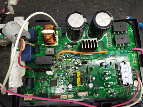 conserto de placa de ar condicionado inverter