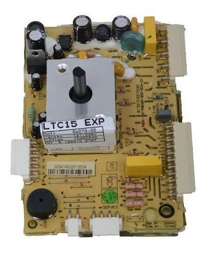 conserto de placas eletrônica de máquina de lavar electrolux