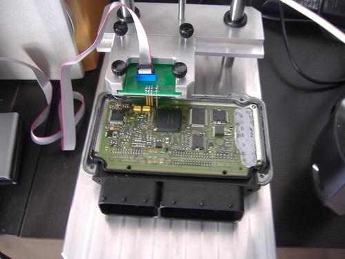 conserto do modulo  injeção ecu xt660 ou mt03 erro 19