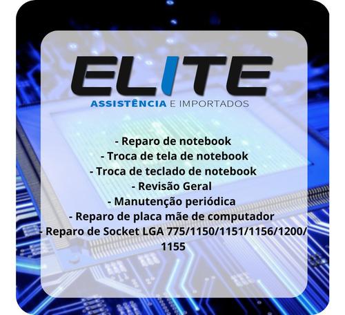 conserto e manutenção de notebook e computadores