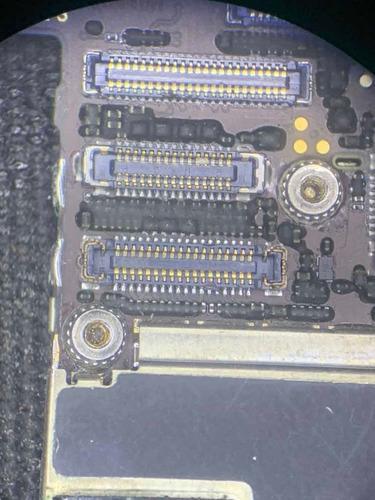 conserto em placas iphone
