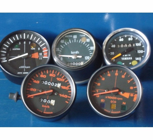 conserto manutenção e personalização de painel de moto