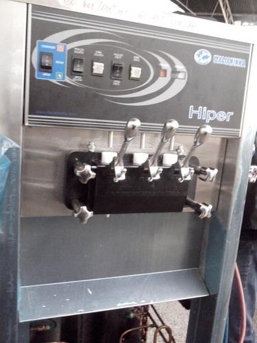 conserto maquina sorvete expresso italianinha manutenção