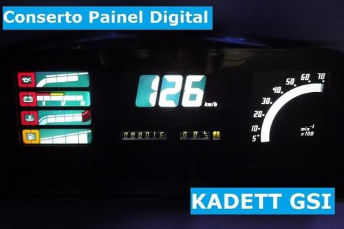 conserto painel digital kadett monza gsi classic