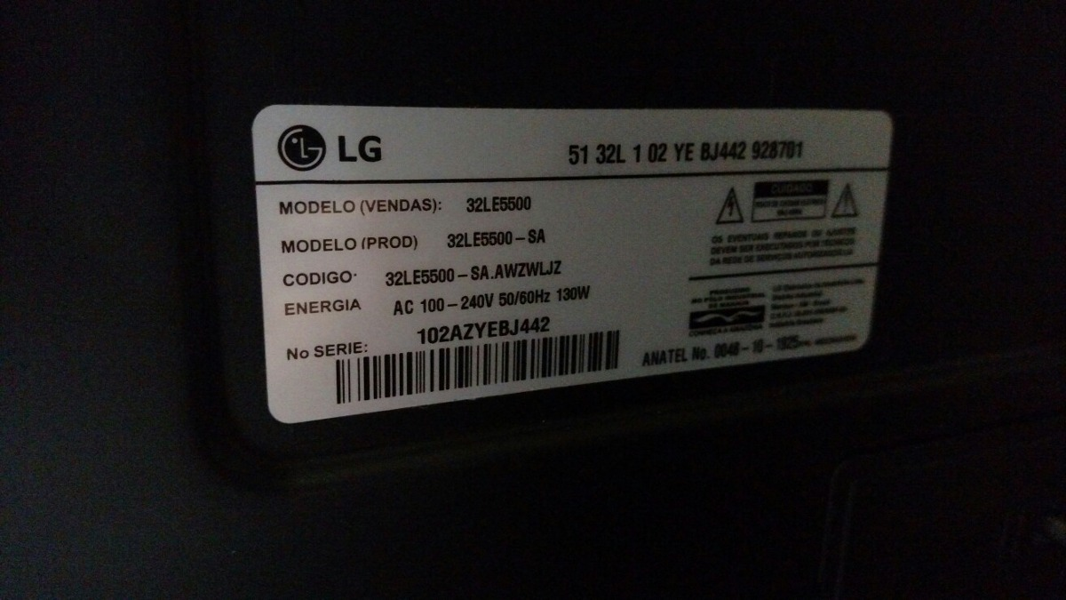 LG 42LE5500 TV Drivers Download