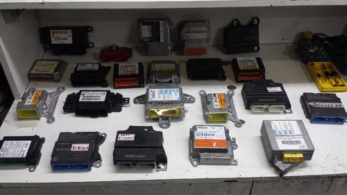 conserto, reparo e venda de modulos de airbag, injeção, abs.