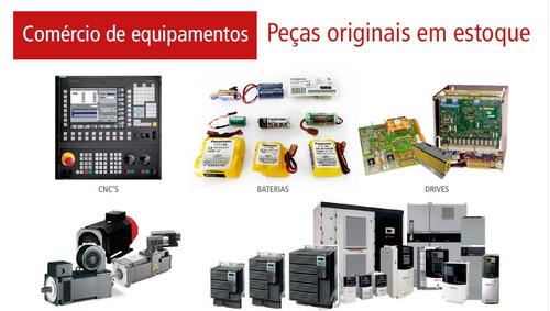 conserto servo motor, drives, inversores, cnc, ihm,  encoder