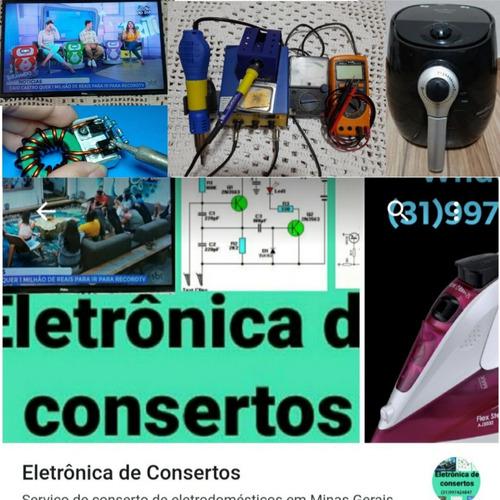 consertos de eletro eletrônicos