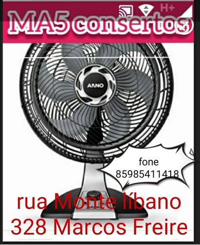 consertos de ventiladores