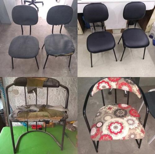 consertos em cadeiras de escritório