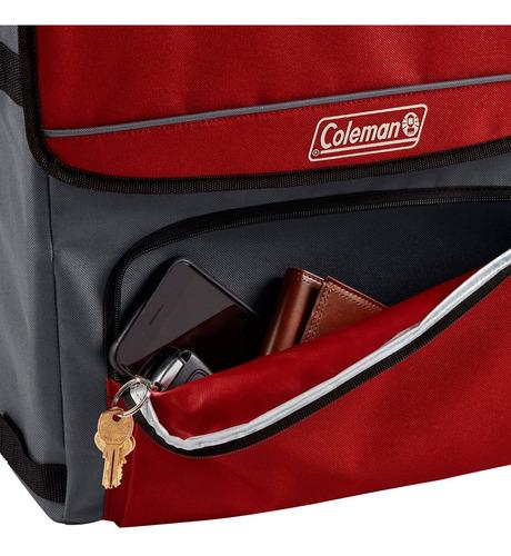 conservadora bolso termico coleman 54latas coleman