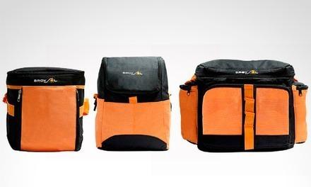 conservadora bolso termico plegable camping pesca con2