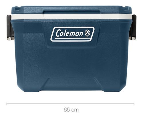 conservadora coleman chest 52 qt blue nights coleman