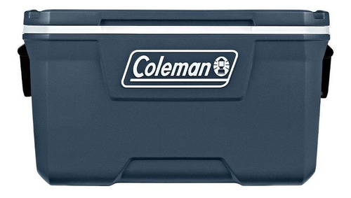 conservadora coleman chest 70qt blue nights coleman