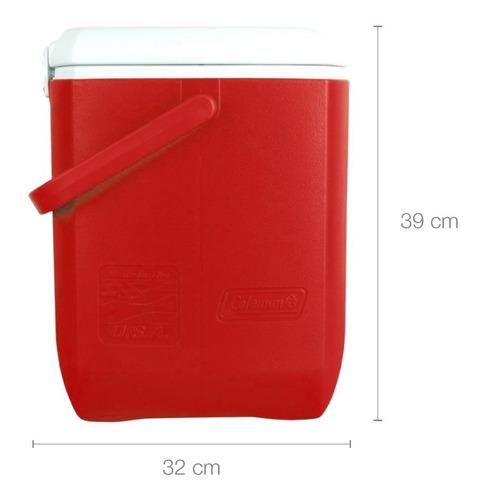 conservadora coleman excursion 30qt 28,4 litros colores mm