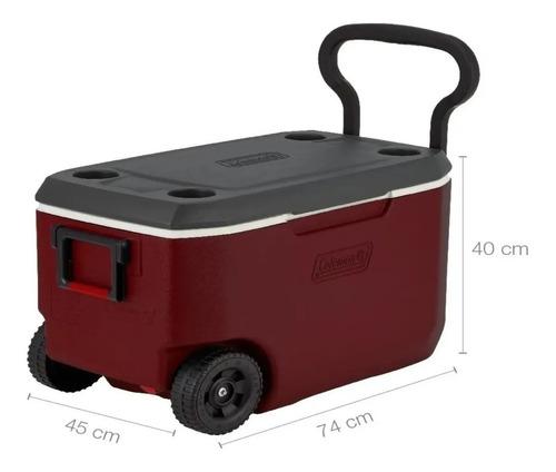 conservadora coleman extreme 62qt (58.7 litros)