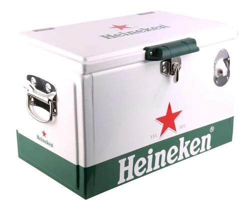 conservadora cooler heineken original 20 litros - belgrano