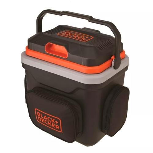 conservadora electrica heladera portatil 12v black & decker