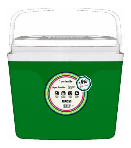 conservadora garden life 34 litros