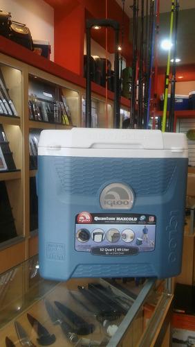 conservadora heladera camping igloo quantum 49 litros