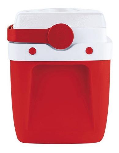 conservadora heladerita heladera portatil playa camping 12 l