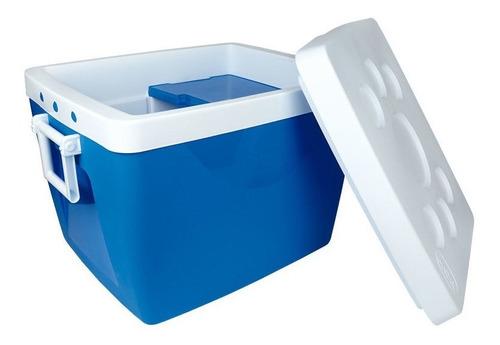 conservadora heladerita heladera portatil playa camping 75 l