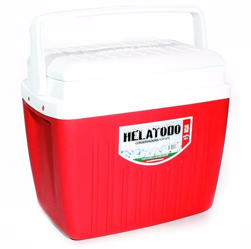 conservadora helatodo l6  28 litros 1demayo