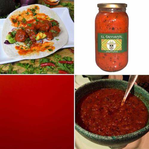 conservas y salsas tipo mexicaca salsa picante aji rocoto