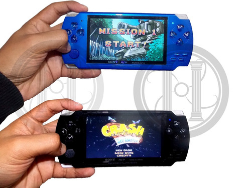 consola 8gb psp mp5 mp4 mp3 camara digital videos juegos