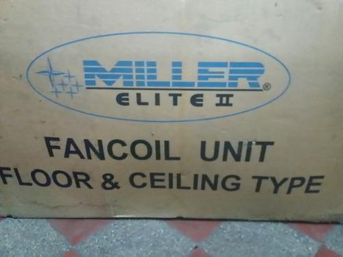 consola aire piso techo 36000 btu 3 toneladas miller