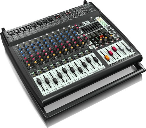 consola amplificada behringer pmp4000