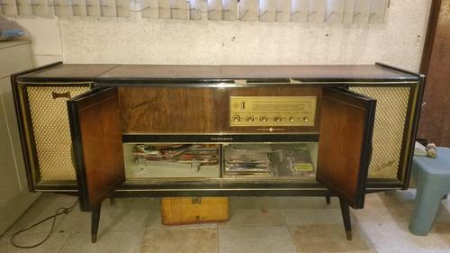 consola antigua telefunken