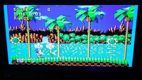 consola apevtech 16 bit con 15 juegos