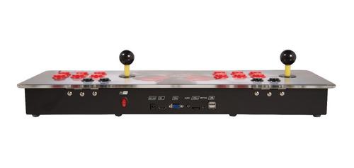 consola arcade pandora 9 1660 juegos, tablero hdmi envio gratis
