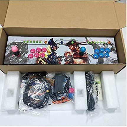 consola árcade pandora box 6