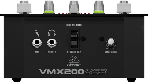 consola audio mixer pro