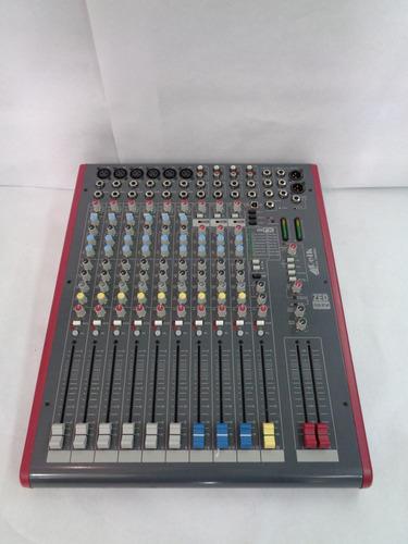 consola audio profesional