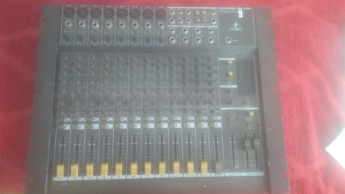 consola behringer 16 canales eurorack mx 2004