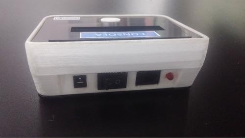 consola cabina telefónica  $150  nueva