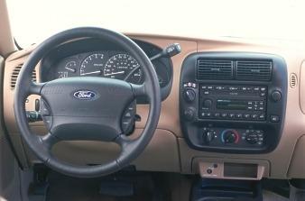 consola cambio radio ford ranger 2005-2012