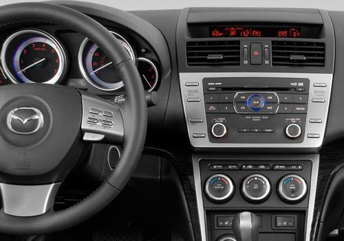 consola cambio radio mazda 6  2010-14