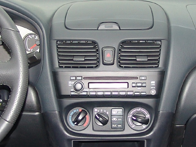 Consola Cambio Radio Nissan Sentra 2001-2008 - $ 29.900 en ...